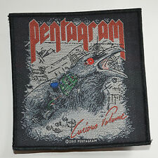 PENTAGRAM - Curious Volume - Patch - 10,3 cm x 10,1 cm - 164093