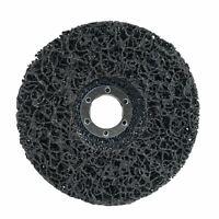 115mm Flap Disc Clean Strip Rust Paint Graffiti Sanding Caramelised Wheel Grinder