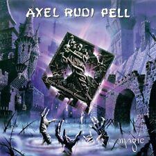 AXEL RUDI PELL - MAGIC - 2LP REISSUE VINYL NEW SEALED 2016
