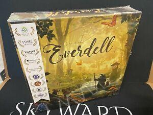 Everdell - Starling Games (Genuine Sealed)