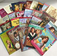 Lot of 10 American Girl books RANDOM/MIX titles kids/children's books
