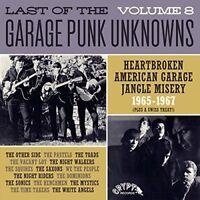 VARIOUS/GARAGE PUNK UNKNOWNS - THE LAST OF..VOL.8   VINYL LP NEW!