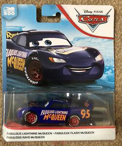 Disney Pixar Cars - Fabulous Lightning McQueen (Diecast)