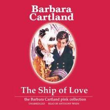 The Ship of Love by Barbara Cartland (2015, CD, Unabridged)