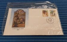 Christmas 2001 Australia First Day Cover Commemorative Stamp Issue