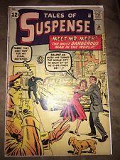 Tales of Suspense #36 - 1962 - Lee/Kirby/Ditko - Marvel Pre-Hero - Mr. Meek