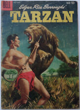 Tarzan #112 (May-Jun 1959, Dell), VG condition