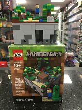 LEGO Minecraft 21102 Micro World The Forest