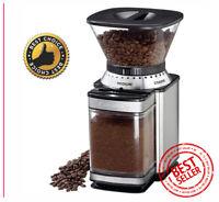 Cuisinart DBM-8- Supreme Grind Automatic Burr Mill Coffee Grinder - Chrome
