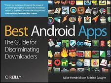 Best Android Apps by Sawyer, Brian, Hendrickson, Mike, Good Book