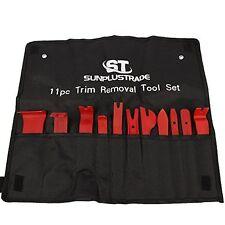 Sunplustrade Upholstery & Trim Tools 11Pc Auto Trim Door Panel Window Molding