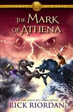 NEW The Heroes of Olympus : The Mark of Athena by Rick Riordan (2012 , E- Book)