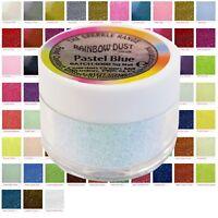 Rainbow Dust Sparkle Range Glitter Cake Decorating Sugarcraft Jewel Hologram