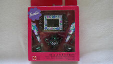 NEW IN BOX BARBIE SPECIAL COLLECTION HOME ACCESSORIES 1999 TRAY TEA POT  CUPS