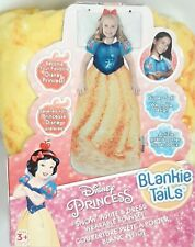Blankie Tails Snow White's Dress Wearable Blanket.