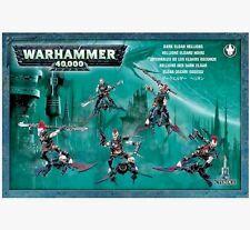 5 NEW DARK ELDAR HELLIONS Games Workshop Warhammer 40K-40000 preorder+Ships FAST
