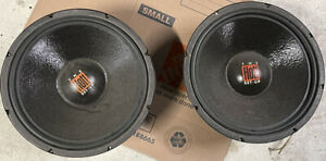"""Orion 15"""" Old School car SUBWOOFER The Hot Set-Up Made in USA* Rare"""