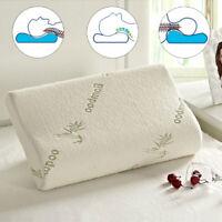 1pc Orthopedic Memory Foam Neck Pillow  Memory Pillow Contour Pillow King/Queen