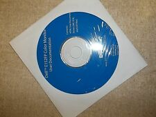 Dell E152FP Color Monitor User Documentation Disc CD *FREE SHIPPING*