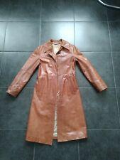 Gianfranco Ferre Studio Brown Trench Coat Size XS