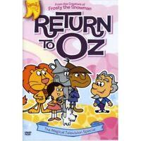 Return to Oz (DVD,1964)
