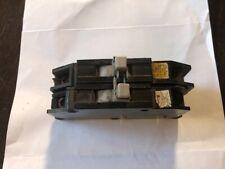 Zinsco 40 Amp Double Pole Type QC Circuit Breaker