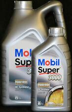 5+1 Liter Mobil  FORMULA 3000 X1 5W-40 Motoröl  5W40 VW BMW OPEL Porsche