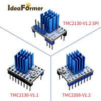 3D Printer TMC2130 V1.1/TMC2208 V1.2/TMC2130V1.2 SPI Stepper Motor Driver Module
