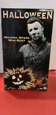 Neca Michael Myers Mini Bust Halloween Lights Up Complete and Looks New 841/2500