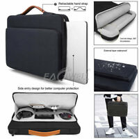 "US For 13"" 13.3"" 14"" Macbook Notebook Laptop Carry Sleeve Case Handbag Pouch Bag"