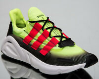 adidas Originals LXCON Mens Black Volt Casual Sneakers Lifestyle Shoes G27578