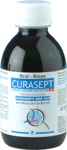 Curasept Mouthwash 0.2% 200ml - Pack of 2