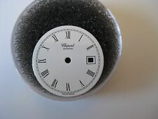 CHOPARD MID SIZE WHITE ROMAN DIAL 21.4MM DIAL ONLY NO WATCH