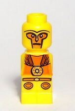 LEGO - Microfig - Minotaurus Gladiator - Yellow