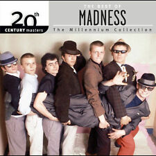 The Best of Madness: 20th Century Masters - The Millennium Collection (Audio CD)