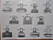 NEW 2000 2005 MERCURY SABLE SEAT BELT EXTENSION EXTENDER F1DZ &98 00 FORD RANGER