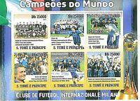 INTER -  vincitori COPPA INTERCONTINENTALE - MINIFOGLIO