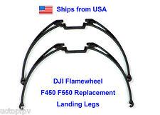 Replacement Leg 2pk for Multifunction Landing Skid Gear DJI Flamewheel F450 F550