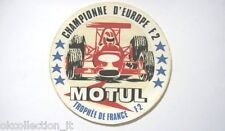 ADESIVO AUTO anni '80 / Old Sticker MOTUL TROFEO FRANCIA F2 (cm 12)