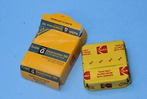 Kodak Ektachrome 160 Type G Color Super 8 Movie Film EG 464 Expired 1983 Sealed