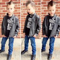 Newbron Kids Baby Boy Casual Summer Short Sleeve Dinosaur T-Shirt Top Tee Blouse