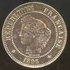 2 centimes CERES 1895 A ( SUP )