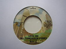 ROY C. : Love me Till Tomorrow Comes (Mercury) Deep Soul