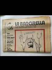 LA BANCARELLA nr. 1 del 1977