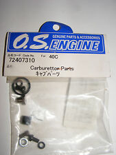 OS Motor 72407310/Graupner 1887.27 Carburador piezas para 40C