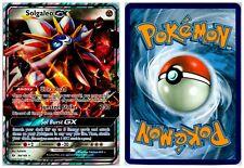 Solgaleo GX 89/149 OVERSIZED Promo Pokemon Card Huge Large Jumbo