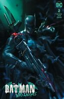 BATMAN WHO LAUGHS 2 MATTINA VARIANT TRADE HOT 1/23/19 PRESALE DC COMICS 1ST
