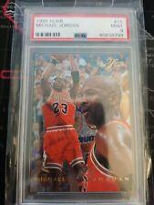 1995 Flair #15 Michael Jordan PSA 9 MINT