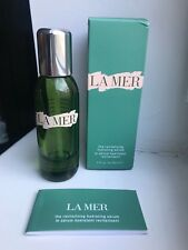 Empty LA MER Revitalizing Hydrating Serum EMPTY Pump Jar w/Original Packaging