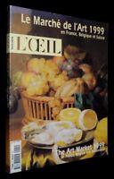 OJO (Fuera de La Série, Janvier 1999 ) : El Mercado Arte 1999 En France